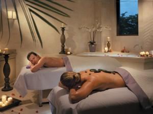 """Couples massage"""